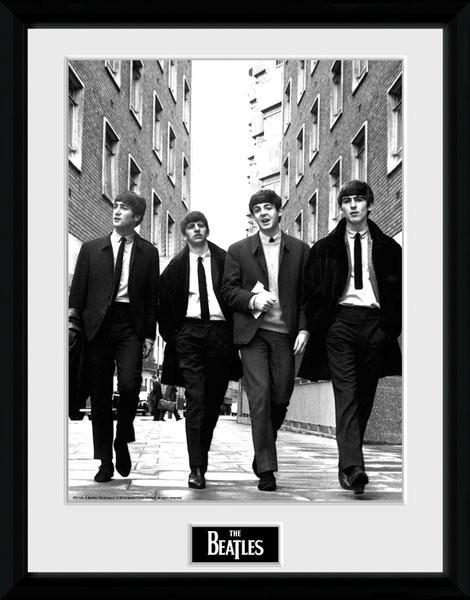 Kehystetty juliste The Beatles - In London Portrait