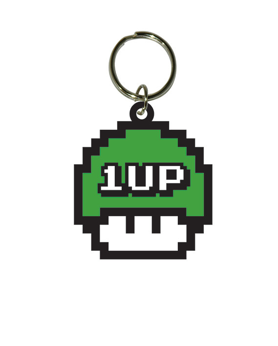 1UP Keyring