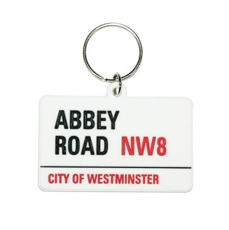 ABBEY ROAD Keyring