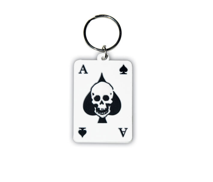 ACE OF SPADES Keyring