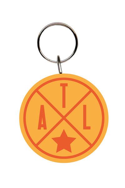 All Time Low - ATL Keyring
