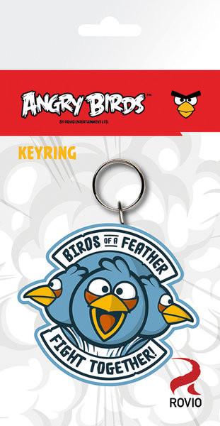 Keychain Angry Birds - Blue
