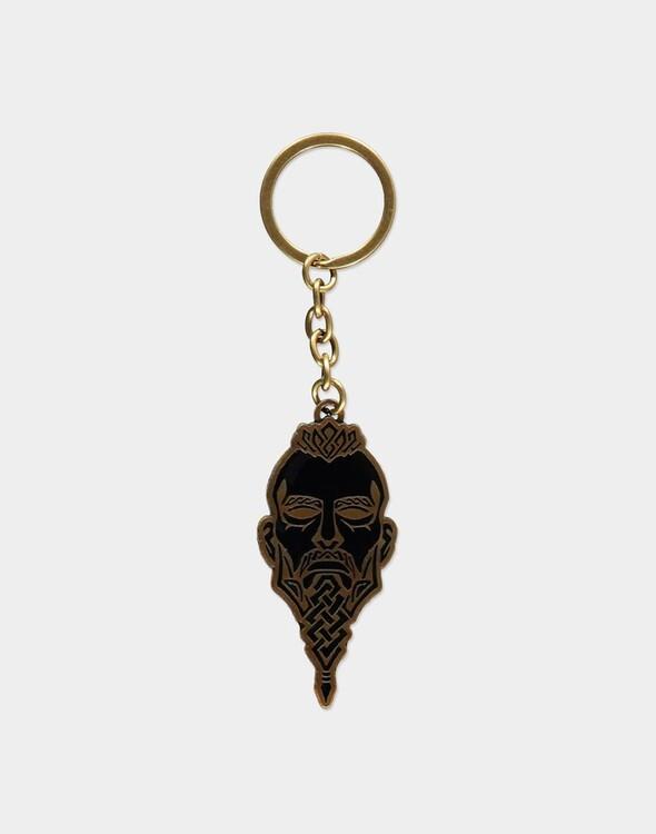 Keychain Assassin's Creed: Valhalla - Face