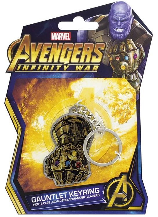 Avengers: Infinity War - Gauntlet Keyring