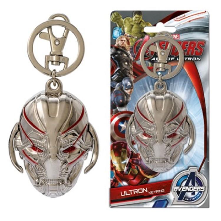 Keychain Avengers - Ultron Head