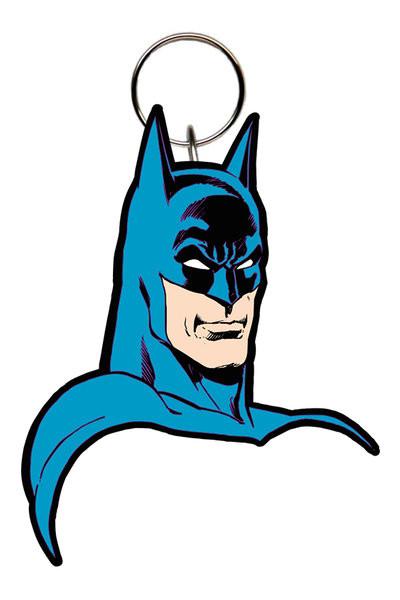 Batman Comic - Face Keyring
