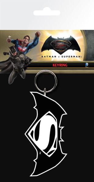 Batman Vs Superman - Logo Keyring