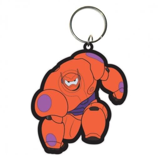 Big Hero 6 - Baymax Keyring