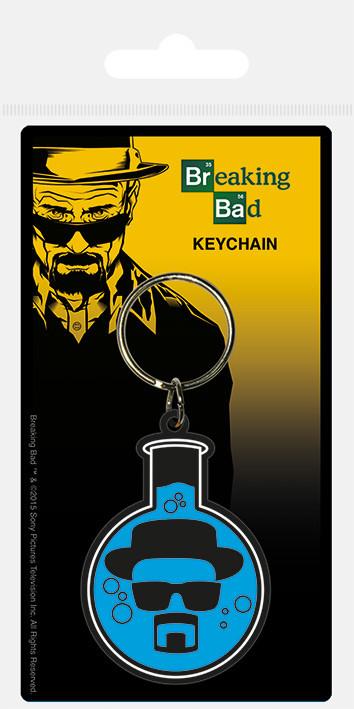 Breaking Bad - Flask Keyring