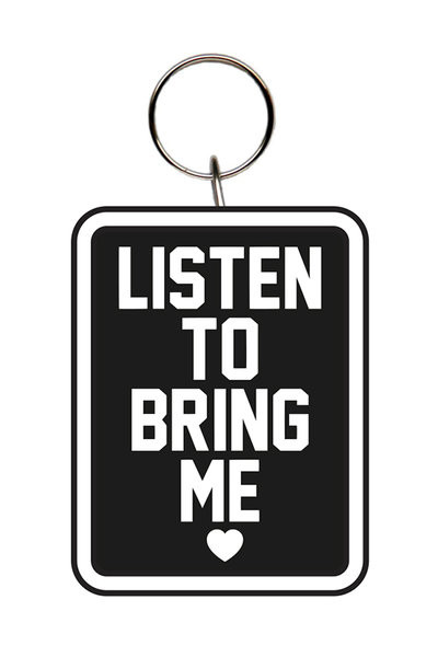 Bring Me The Horizon - Listen To Keyring