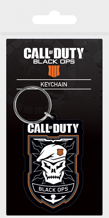 Call Of Duty - Black Ops 4 - Patch Keyring