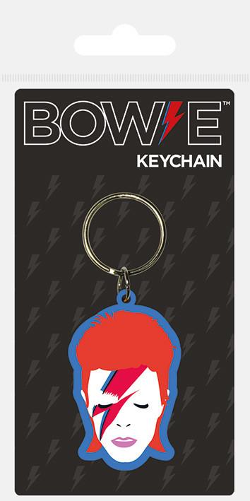 Keychain David Bowie - Aladdin Sane