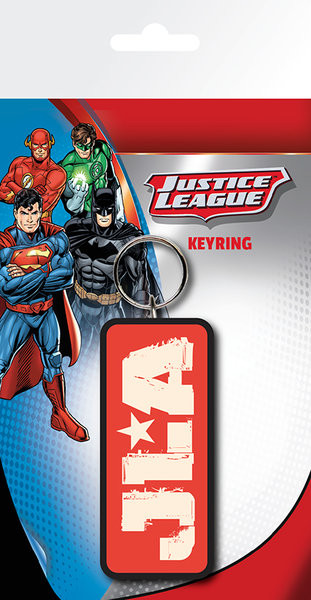 Dc Comics - Justice League JLA Keyring