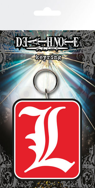 Death note - L Keyring