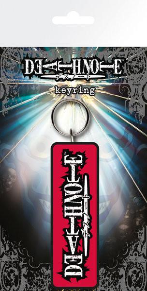 Death Note - Logo Keyring