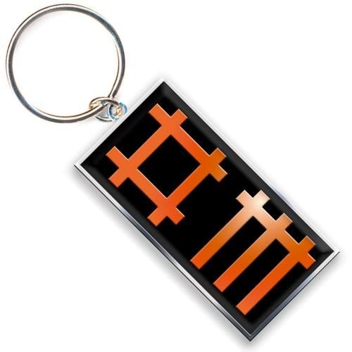 Keychain Depeche Mode – Logo