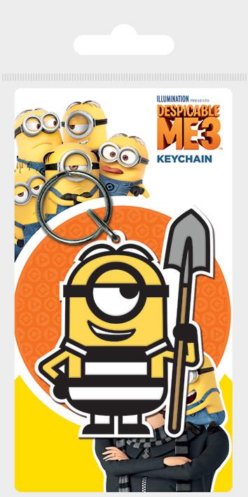 Keychain Despicable Me 3 - Minion Spade