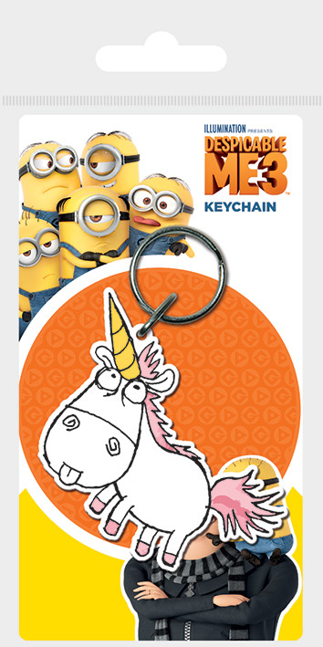 Despicable Me 3 - Unicorn Keyring