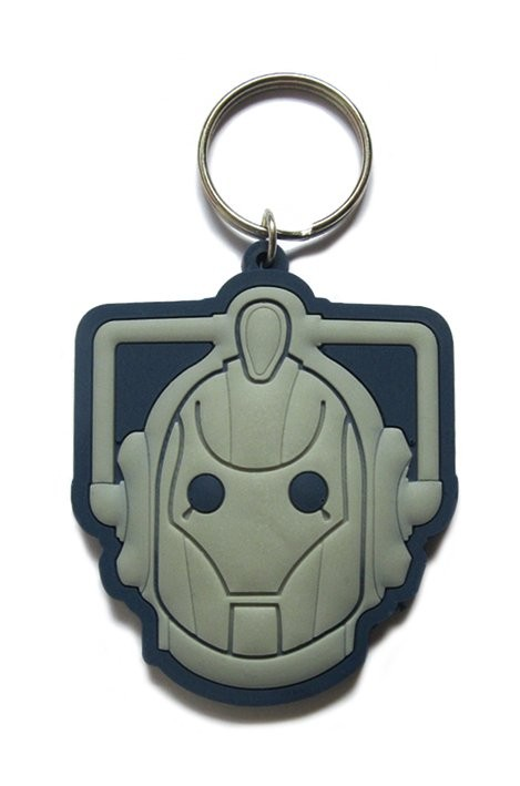 DOCTOR WHO - cyberman Keyring