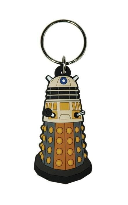 DOCTOR WHO - dalek front Keyring