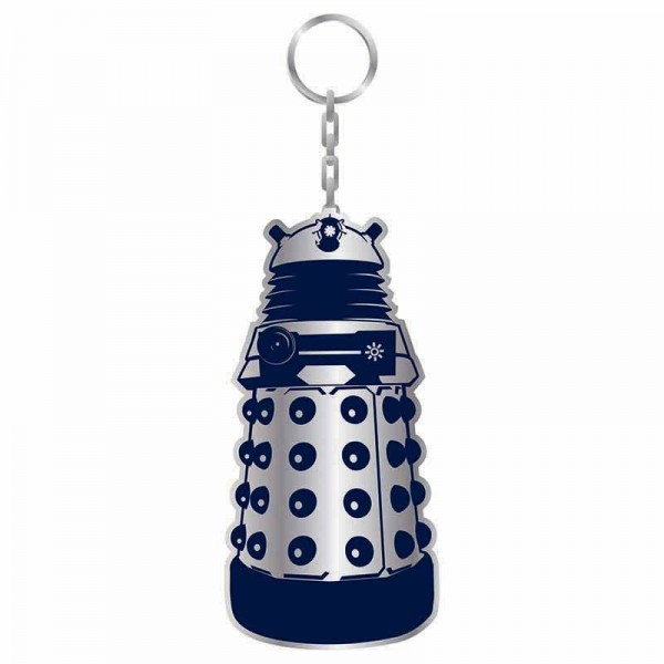 Doctor Who - Dalek Keyring