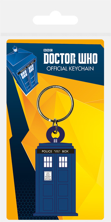 Doctor Who - Tardis Keyring