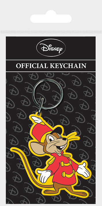 Keychain Dumbo - Timothy Q Mouse