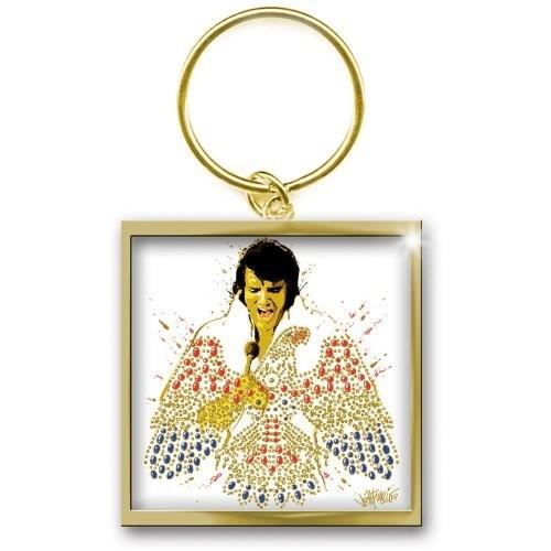 Keychain Elvis Presley – American Eagle