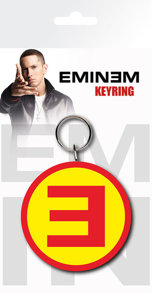 Eminem - E Keyring