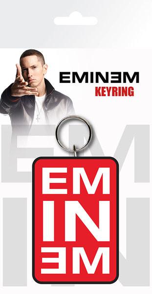 Eminem - Logo Keyring