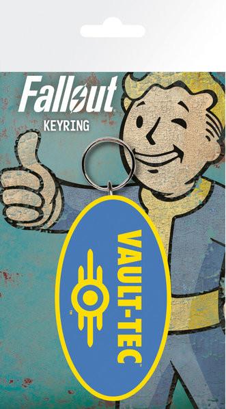 Fallout 4 - Vault Tec Keyring