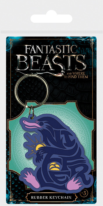 Fantastic Beasts And Where To Find Them - Niffler Keyring