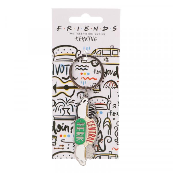 Friends - Central Perk Keyring