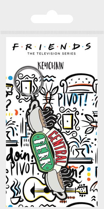 Keychain Friends - Central Perk Sketch