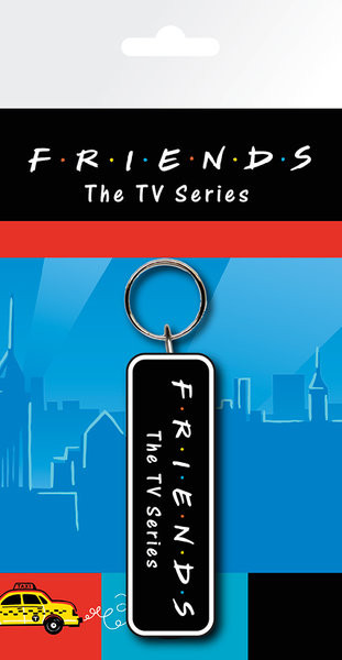 Friends - Logo Keyring