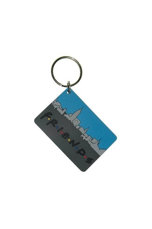 FRIENDS - New York Keyring