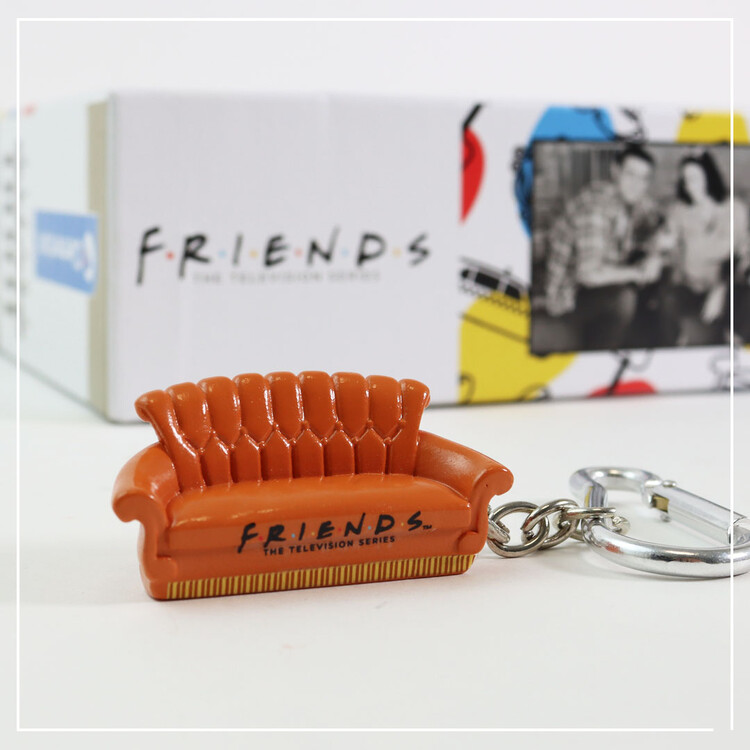 Keychain Friends - Sofa