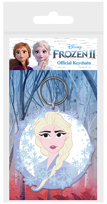 Keychain Frozen 2 - Elsa