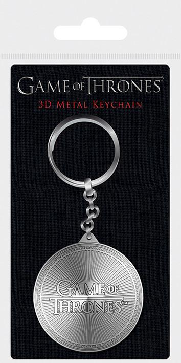 Keychain Game Of Thrones - Logo