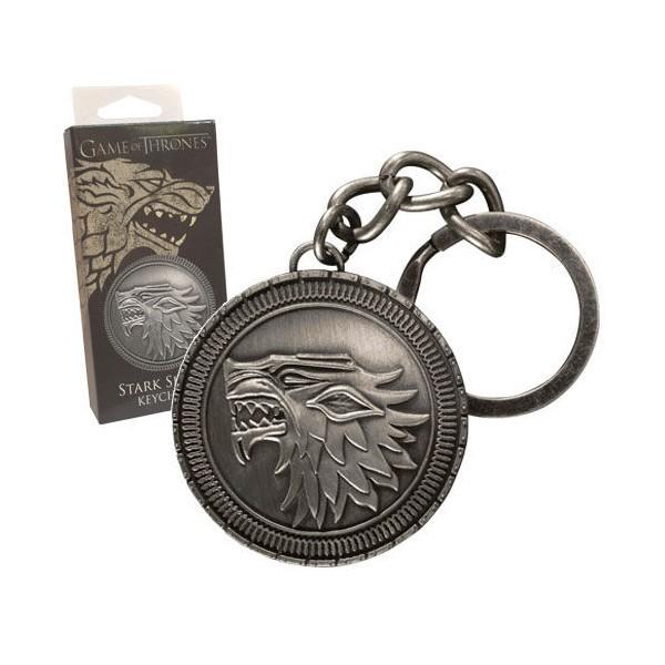 Keychain Game of Thrones - Stark Shield