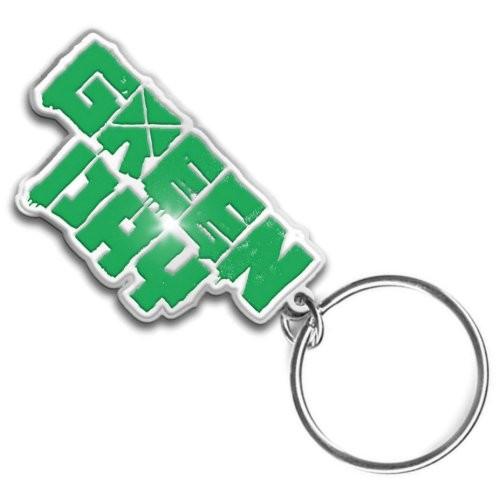 Keychain Green Day – Band Logo