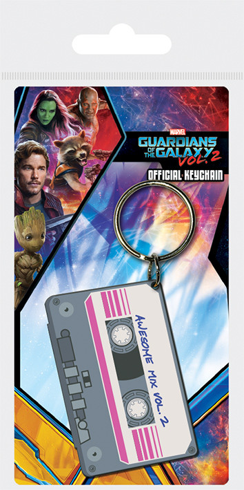 Guardians Of The Galaxy Vol. 2 - Awesome Mix Vol. 2 Keyring
