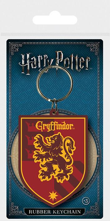 Harry Potter - Gryffindor Keyring