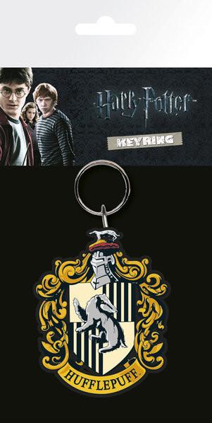 Harry Potter - Hufflepuff Keyring