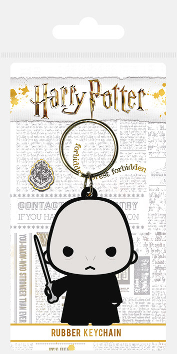 Keychain Harry Potter - Lord Voldemort Chibi