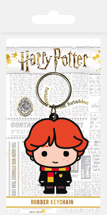 Harry Potter - Ron Weasley Chibi Keyring