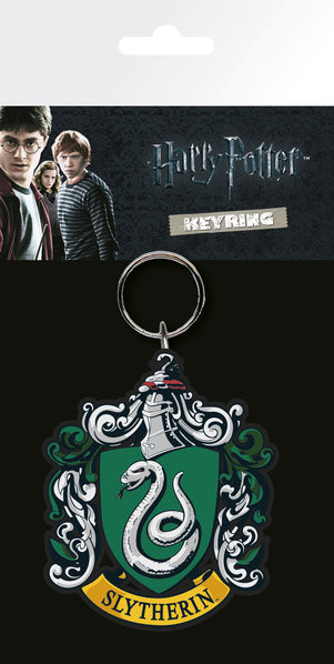 Harry Potter - Slytherin Keyring