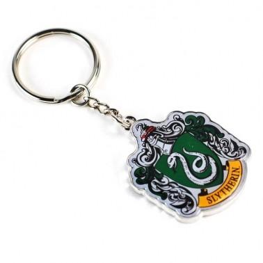 Harry Potter - Slytherin Keyring