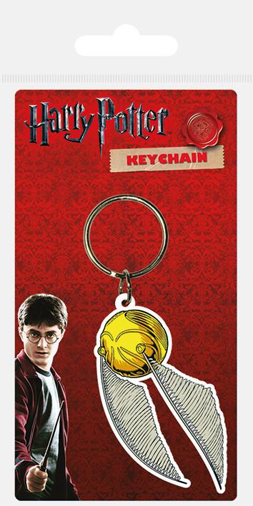Harry Potter - Snitch Keyring