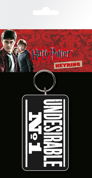 Keychain Harry Potter - Undesirable No.1